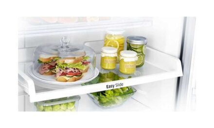 Como instalar geladeira Samsung – RT53K6240 – Parte 2