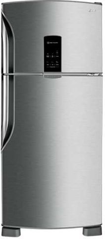 Medidas da Geladeira LG 435 litros Top Freezer Fresch&Light - GT44.