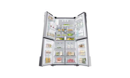Medidas do Refrigerador Samsung 564 lts French Door Inverter – RF56K9040SR
