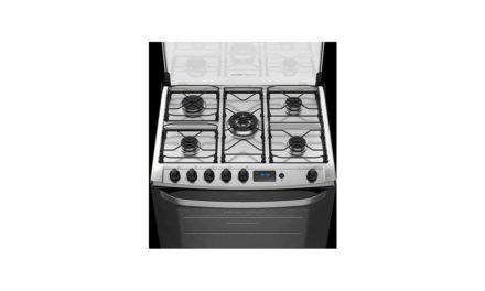Manual de instruções do fogão de piso Electrolux 5 bocas 76RSS