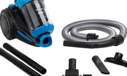 Manual de instruções do aspirador de pó Electrolux ABS02