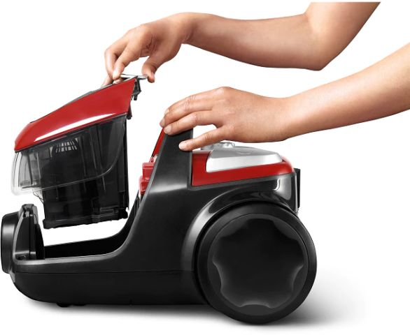 Como limpar aspirador de pó Electrolux EASY2