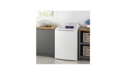 Solução de problemas da lavadora de roupas Electrolux LAC13