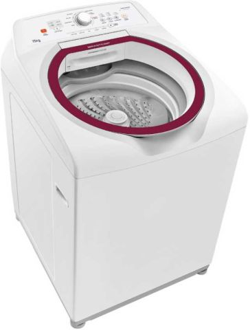 Lavadora de roupas Brastemp 15 kg - BWS15 - solução de problemas