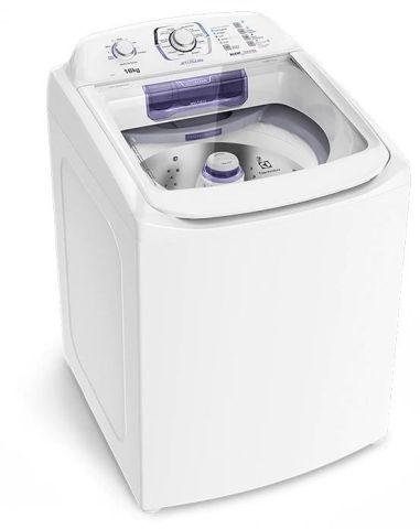 Manual de Instruções da lavadora de roupas Electrolux LAP16