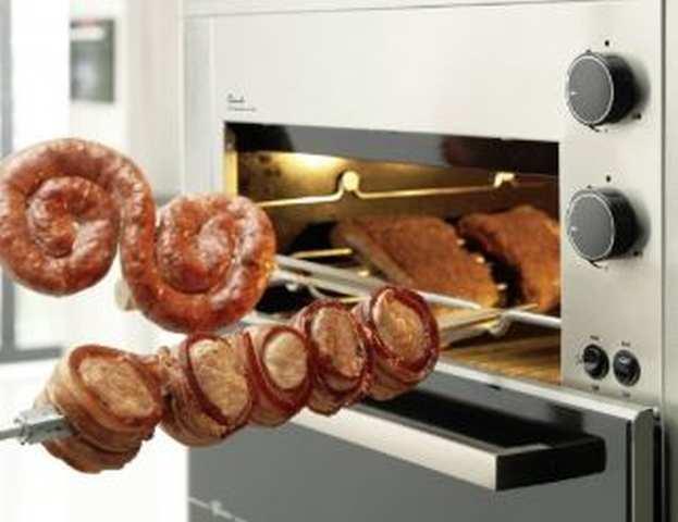 Manual de instruções do forno a gás Fischer 18122