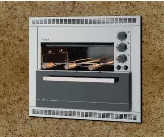 Manual de instruções do forno elétrico Fischer 18124