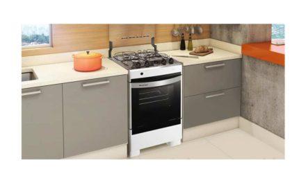 Manual do fogão Brastemp 4 bocas de piso – BFO4NAB