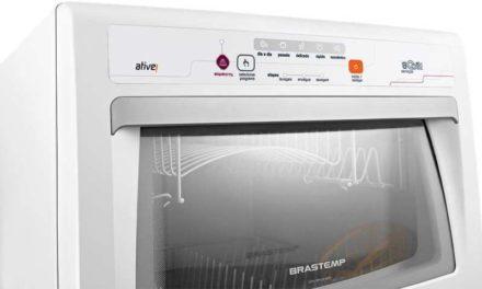 Medidas da Lava Louças Brastemp 8 serviços Compacta – BLF08