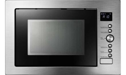 Medidas do Microondas CrissAir 34L com Grill – CFM 90 G3
