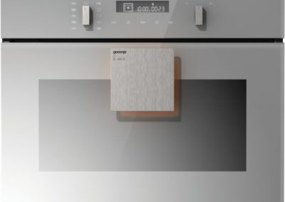 Forno-elétrico-e-microondas-inverter-Gorenje-50-litros-BCM547ST