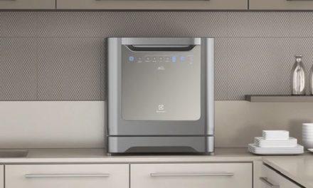 Medidas da Lava Louças Electrolux 8 Serviços Cinza – LE08S