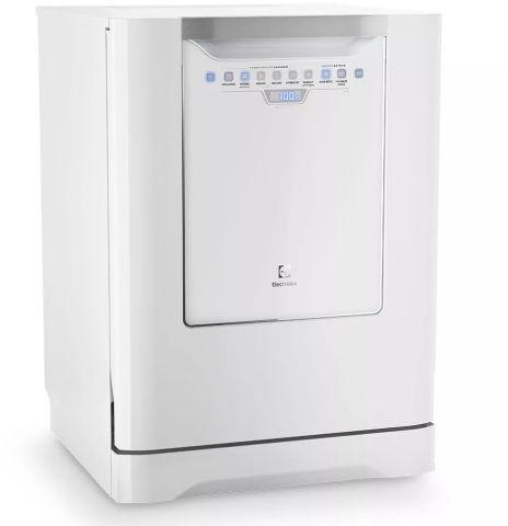 Solução de Problemas da Lava louças Electrolux LI14