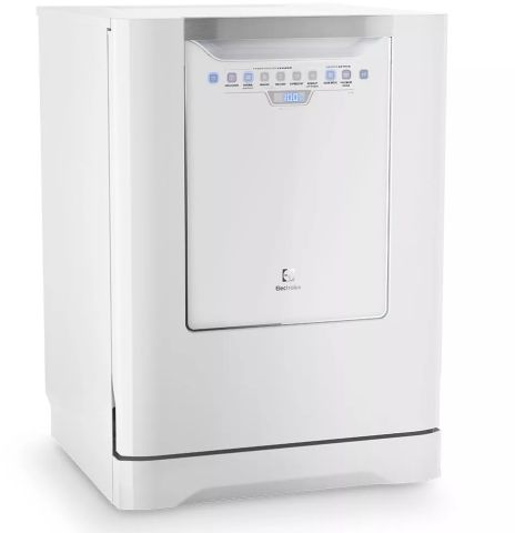 Medidas da Lava Louças Electrolux 14 serviços - LI14B