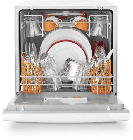 Lava Louças Brastemp 8 serviços Compacta com Ciclo Pesado - BLF08 - como usar - 1