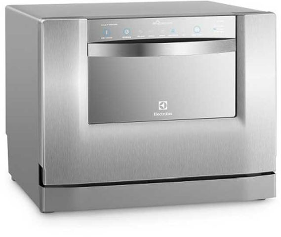 Como usar Lava louças Electrolux - LE06
