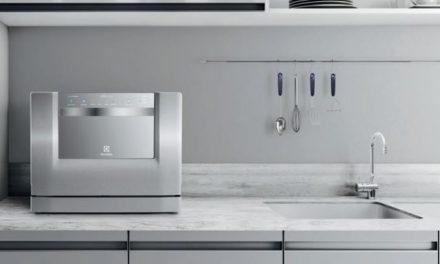 Medidas da Lava Louças Electrolux 6 Serviços Inox – LE06X