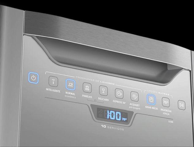 Medidas da Lava Louças Electrolux 10 serviços