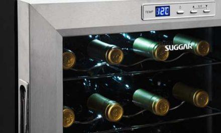 Medidas de Adega Climatizada Suggar Toulouse 29 Garrafas de Vinho