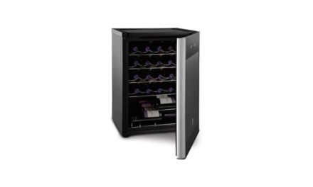 Como usar adega Electrolux 24 garrafas de vinho – ACS24