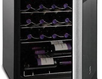 Medidas de Adega Climatizada Electrolux 24 Garrafas de Vinho – ACS24