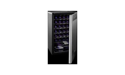 Solução de problemas da adega Electrolux 34 garrafas de vinho – ACS34