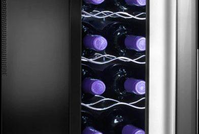 Medidas de Adega Climatizada Electrolux 8 Garrafas de Vinho – ACS08