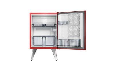 Solução de problemas frigobar Brastemp retrô 76 litros – BRA08