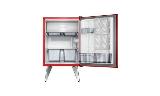 Como limpar frigobar Brastemp retrô 76 litros – BRA08