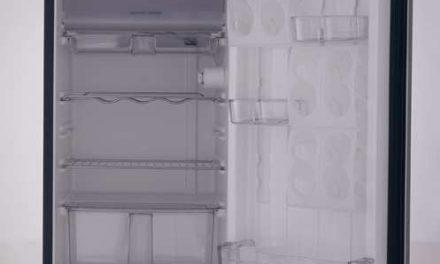 Medidas de Frigobar Brastemp 117 litros Cinza – BRC12XR