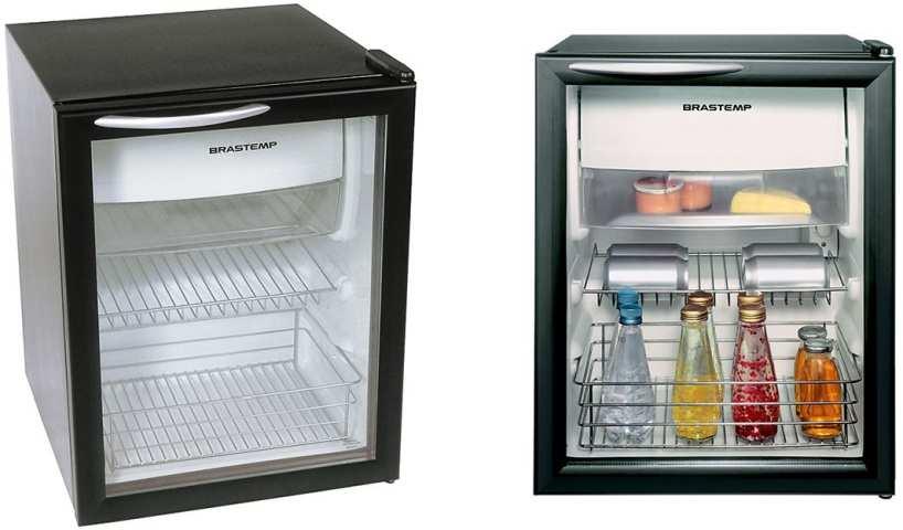Manual de Operações do frigobar Brastemp BZA08