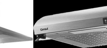 Medidas de Depurador de Ar e Coifa da marca Consul – Modelos