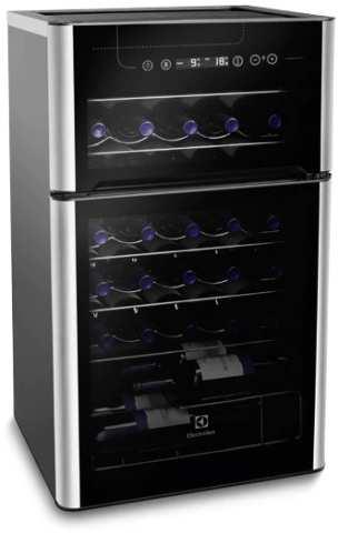 Medidas de geladeira de vinhos Electrolux - ACD29