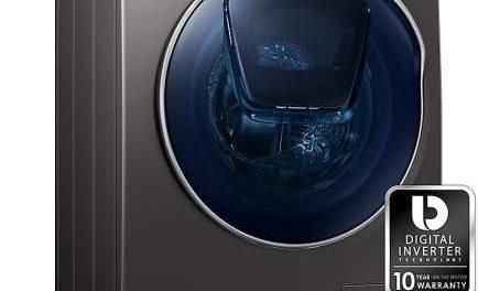 Medidas de Máquina Lava e Seca da Marca Samsung – Modelos