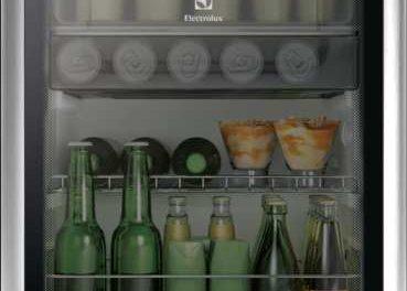 Manual de instruções do frigobar Electrolux – Modelos