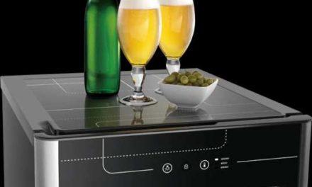 Manual de instruções do frigobar Electrolux 79L porta de vidro – RV80