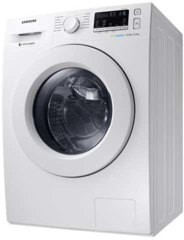 Medidas de Máquina Lava e Seca Samsung WD4000 - 8,5 Kg