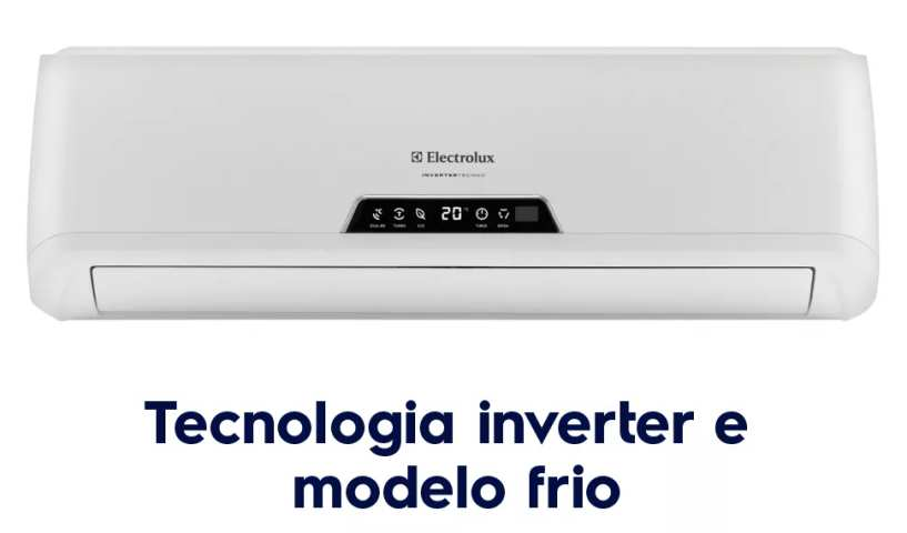 Medidas de Ar Condicionado Electrolux