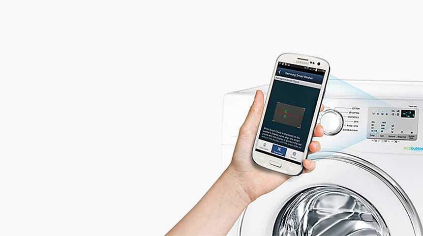 Medidas de Máquina de Lavar Roupas Samsung 7,5 Kg