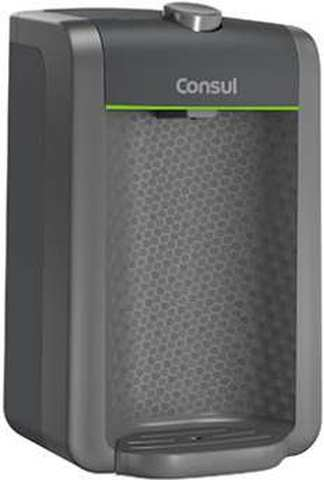 Medidas do Purificador de Água Consul CPC31AB - Cinza
