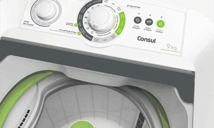 Manual de instruções da lavadora de roupas Consul 9Kg – CWE09