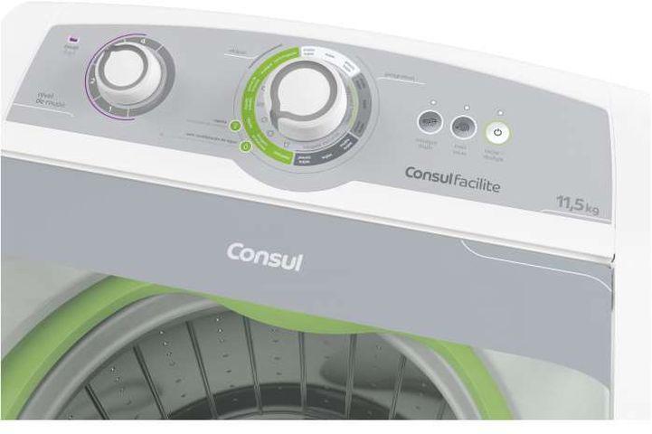 Como Limpar a Máquina de Lavar Consul - CWG12
