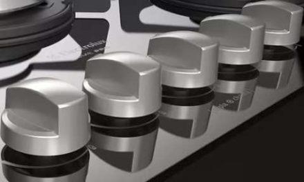 Medidas de Cooktop Electrolux 5 Bocas Home Pro Preto GC75P