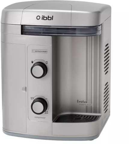 Solução de problemas do purificador de água IBBL Evolux Prata