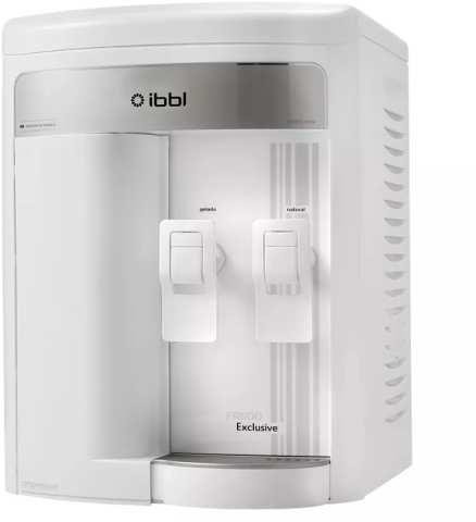 Solução de problemas do purificador de água IBBL Exclusive Branco