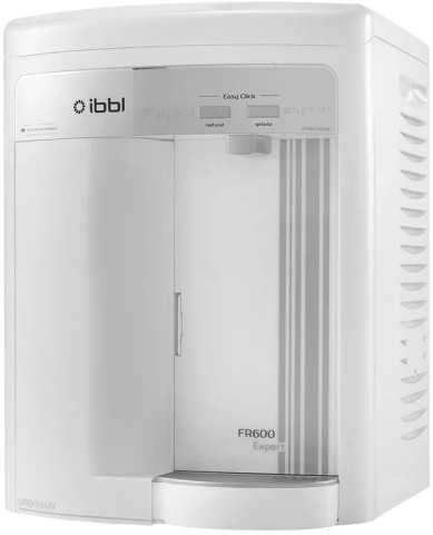 Medidas do Purificador de Água IBBL FR600 Expert Branco