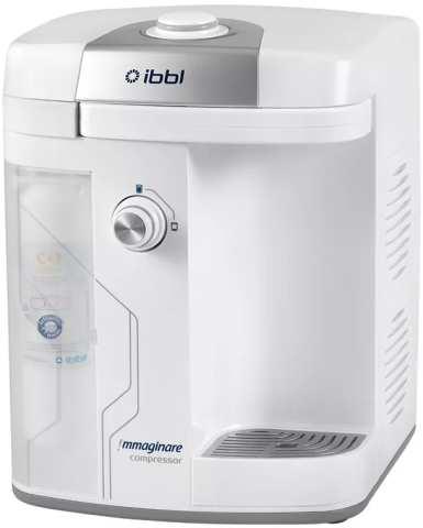 Solução de problemas do purificador de água IBBL Immaginare Branco