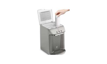 Como trocar o filtro do Purificador de Água Electrolux PA26G