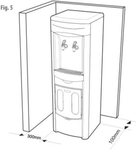 Instalação do Purificador de Água IBBL