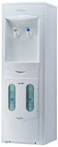 Medidas do Purificador de Água IBBL PFN2000 Branco
